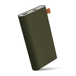 FRESH N REBEL Powerbanka 18000 mAh, 3,1 A (max.), 2 porty, Army, vojenská zelená (verze 2018)