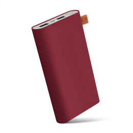 FRESH N REBEL Powerbanka 18000 mAh, 3,1 A (max.), 2 porty, Ruby, rubínovì èervená (verze 2018)
