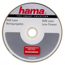 Detail produktu - Hama čistič laserového snímače DVD mechaniky (suchý proces)