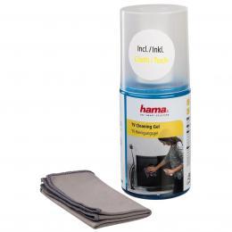 Detail produktu - Hama čisticí gel na obrazovky, 200ml, včetně utěrky