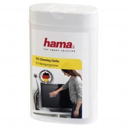 Detail produktu - Hama čisticí utěrky  pro TV, 100 ks, vlhké