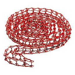 Detail produktu - Manfrotto 091 Řetěz plastový pro naviják 046, délka 1 m, barva  červená, šedá, černá