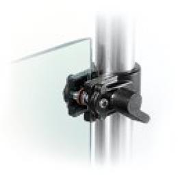 Detail produktu - MA MT013 Panel clamp black