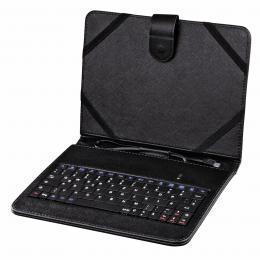 Detail produktu - Hama pouzdro s integrovanou klávesnicí pro tablet 8