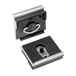 Detail produktu - Manfrotto  200PLARCH-14 Rychloupínací destička ARCH obdélníková se šroubem 1/4  , 90° focení s SLR