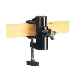 Detail produktu - Manfrotto  349 Svorka šroubovací na desku s tloušťkou do 55 mm pro tyč stativu o průměru 25-28 mm