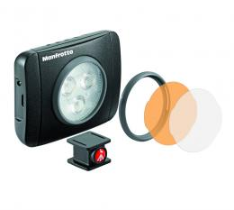 Manfrotto MLUMIEPL-BK, LED svìtlo LUMIE PLAY, LED light