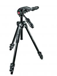 Manfrotto MK 290LTA3-3W, SET stativu 290LIGHT a tøícestné hlavy
