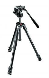 Detail produktu - Manfrotto MK 290XTA3-2W, SET stativu 290XTRA a dvoucestné video hlavy