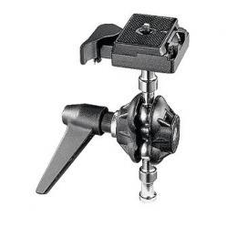 Detail produktu - Manfrotto  155 RC Hlava dvoukulová s rychloupínací destičkou 200PL