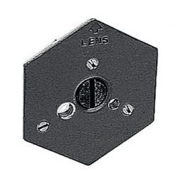 Detail produktu - Manfrotto  130-14 Rychloupínací destička 6-hranná se šroubem 1/4