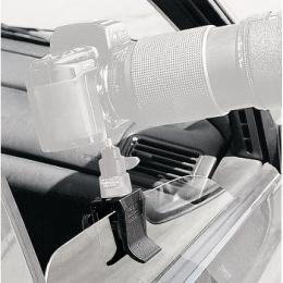 Detail produktu - Manfrotto  243 Svorka pro hlavu (210B nebo 234) nasunutí na sklo automobilu, šroub 3/8