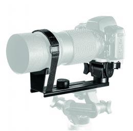 Detail produktu - Manfrotto  293 Držák pro teleobjektivy na stat. s 234RC, délka 200-295 mm, upevnění 4x 3/8   a 3x 1/