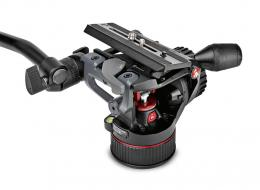 Detail produktu - Manfrotto MVHN8AH, NITROTECH N8 fluidní video hlava