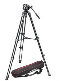 Detail produktu - Manfrotto MVK 500AM, SET hliníkový video stativ a video hlava serie 500