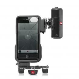 Detail produktu - Manfrotto MKPL120KLYP0 case   ML120  POCKET, stativový obal na iPhone 4/4S   LED světlo 120   stativ