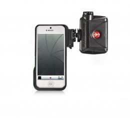 Detail produktu - Manfrotto MKLKLYP5 iPhone case   ML240, obal na Iphone 5   LED světlo ML240