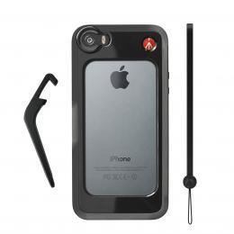 Detail produktu - Manfrotto MCKLYP5S-B, BUMPER pro iPhone 5/5s, barva černá