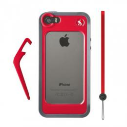 Detail produktu - Manfrotto MCKLYP5S-R, BUMPER pro iPhone 5/5s, barva červená