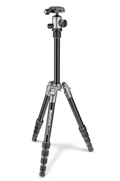 Manfrotto MKELES5GY-BH, stativ Element Traveller Small, šedo/èerný, malý