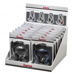 "Hama PC Headset ""HS-250"", displej box 12 ks - zvìtšit obrázek"