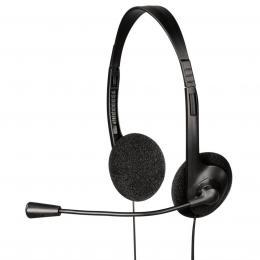 Hama PC Headset HS-101, èerný
