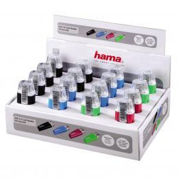 Hama SD/microSD èteèka karet, displej po 16 ks