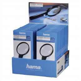 Hama ruèní lupa Basic 90 LED, balení 18 ks (cena je uvedená za 1 kus)
