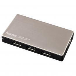 Hama USB 3.0 Hub 1 4 pro Ultrabooky, s napájením