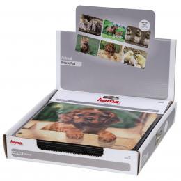 Detail produktu - Hama podložky pod myš  Animals , display 12 ks