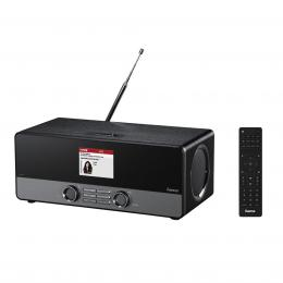 Detail produktu - Hama digitální rádio DIR3100, DAB , internetové rádio, FM/A/M, černé