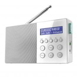 Hama digitální rádio DR10, DAB /FM
