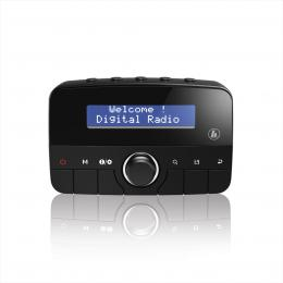 Hama DAB tuner do vozidla CDR70BT DAB/ DAB /Bluetooth