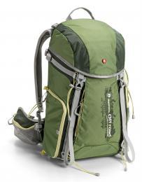 Manfrotto OFF ROAD HIKER 30L GREEN, trekingový foto batoh 30L, zelený