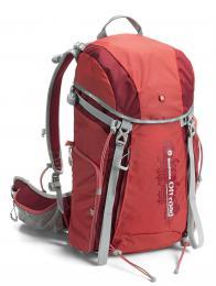 Manfrotto OFF ROAD HIKER 30L RED, trekingový foto batoh 30L, èervený