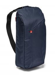 Manfrotto MB NX-BB-IBU, NX Bodypack Blue, batoh modrý