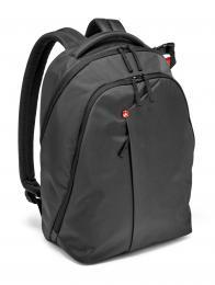 Detail produktu - Manfrotto MB NX-BP-VGY, NX Backpack Grey, batoh šedý
