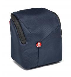 Detail produktu - Manfrotto MB NX-P-IBU, NX Pouch Blue, pouzdro modré