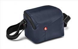 Detail produktu - Manfrotto MB NX-SB-IBU, NX Shoulder Bag CSC Blue, brašna na rameno modrá