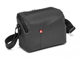 Detail produktu - Manfrotto MB NX-SB-IIGY, NX Shoulder Bag DSLR Grey, brašna na rameno šedá