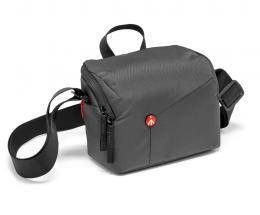 Detail produktu - Manfrotto MB NX-SB-IGY-2, NX Shoulder Bag CSC Grey, brašna na rameno šedá v.2
