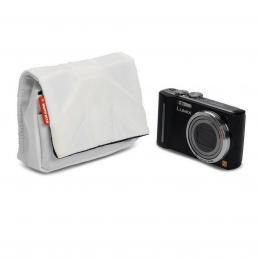 Detail produktu - Manfrotto STILE SCP-2SW NANO, pouzdro na kompaktní fotoaparát vel.2, bílá
