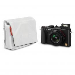 Detail produktu - Manfrotto STILE SCP-3SW NANO, pouzdro na kompaktní fotoaparát vel.3, bílá