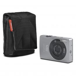 Detail produktu - Manfrotto STILE SCP-BB NANO, pouzdro na kompaktní fotoaparát vertical, černá