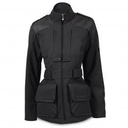 Detail produktu - Manfrotto LINO LFJ050W-SBB Apparel, profesionální fotografická bunda S, dámská černá