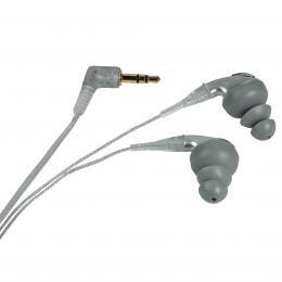 Detail produktu - Hama sluchátka HK-206, šnekové špunty, barva šedá