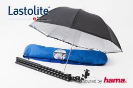 Detail produktu - Lastolite Umbrella Kit 99cm   Stand and 2422 Tilthead Shoe Lock (LU2474F)