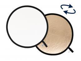Detail produktu - Lastolite Collapsible Reflector 50cm Sunfire/Whitee (LR2006)