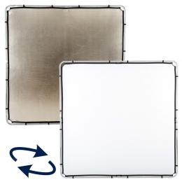 Detail produktu - Lastolite Skylite Rapid Fabric Large 2 x 2m Sunfire/White (LR82206R)