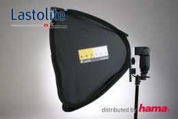 Lastolite Ezybox Hotshoe 54x54cm   Bracket (LS 2462)